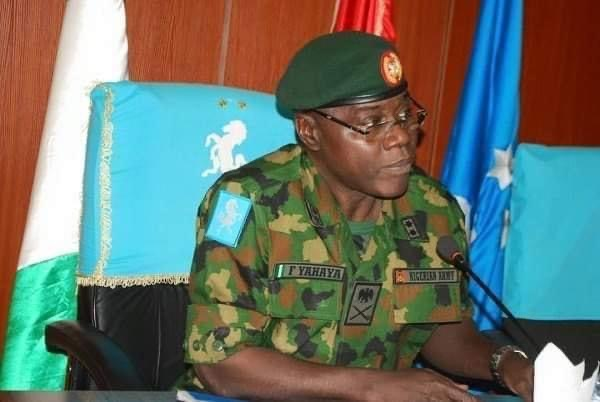 What you need to know about Nigeria new Chief of Army Staff, Major General Farouk Yahaya