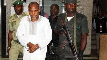 Can Nnamdi Kanu regain freedom? Five (5) you need to know about Kanu extradition