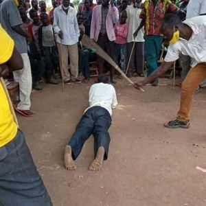 63 years old man flogged and fined 1 goat for attempting to sleep with his daughter