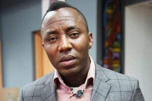 Nnamdi Kanu Trial: Sowore beaten up arrested by DSS for trespassing