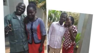 Two men agree to exchange their wives to settle their differences