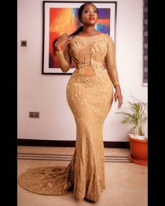 Video: Actress Mercy Johnson Okojie breaks down in tears as her husband, Prince Okojie pulled up a surprise birthday party for her