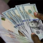 Naira drastically gained as dollar fall from N522/$ to N412/$