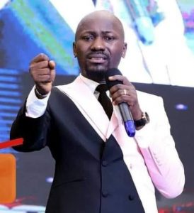 Court can't ask me to prove how I command Angel to transfer money - Apostle Suleman