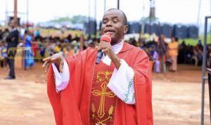 NDA Attack is just beginning 'More are still coming' - Father Mbaka blow hot (See Why)