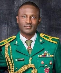 Fact Check: Major Christopher Datong is still Alive (See Details)