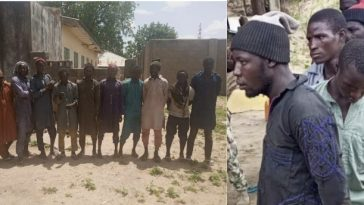 Starvation: Over 605 Boko Haram/ISWAP surrendered as hunger hits terrorists camp