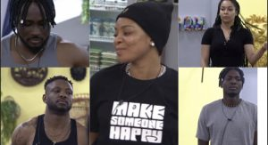 #Bbnaija: How housemates nominates this week for possible Eviction