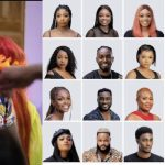 #BBNaija: World against Pere, as he gets 9 eviction nominations, See how housemates voted