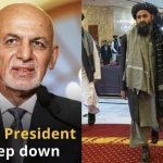 Matters Arising: Afghanistan President to handover to Taliban