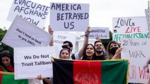 Taliban takeover Afghan: Why Buhari rejects US as mercenaries to fight against terrorist in Nigeria