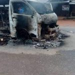 Sit-at-home: IPOB Burnt passenger inside bus alive in Nkwogu, Ahiazu Mbaise Imo State