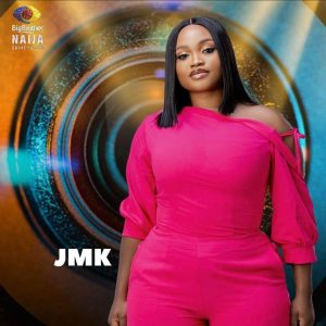 #Bbnaija: JMK's Father trolls welcome back party for her (Video)