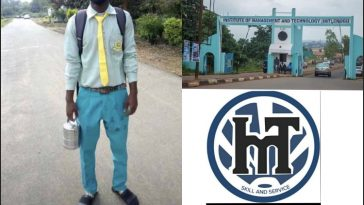 IMT Enugu move to force students to wear uniforms (See Why)