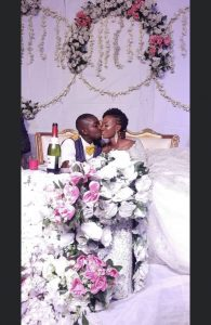 I kept my virginity till our wedding night - Nigeria lady celebrates 'blood stains' after dating for 4 years