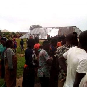 Matters Arising: Church Building Collapses During Service In Taraba State