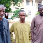 Pay and Perks 3 repentant Bandits by Katsina Government arrested during robbery