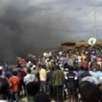 Self Defense: Imo traders beats IPOB/ESN member enforcing sir-at-home to death