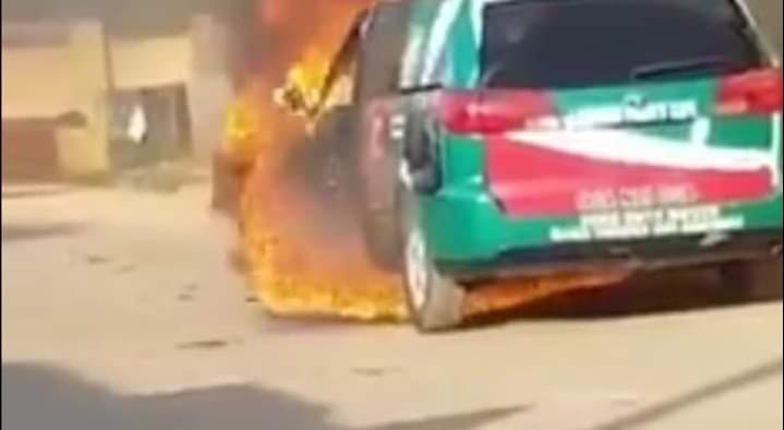 Horrific: Eyewitnesses explained how IPOB/ESN attacks Labour Party political rally in Oko, Anambra state