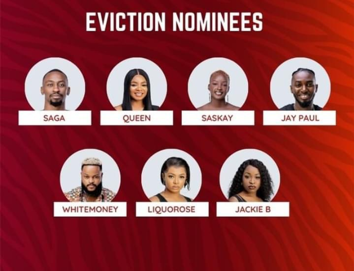 #Bbnaija week 7 possible eviction, Pere safe himself replaced with Queen as replacement