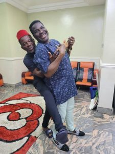 Fresh News: Chiwetalu Agu regained total freedom from DSS detention in Abuja