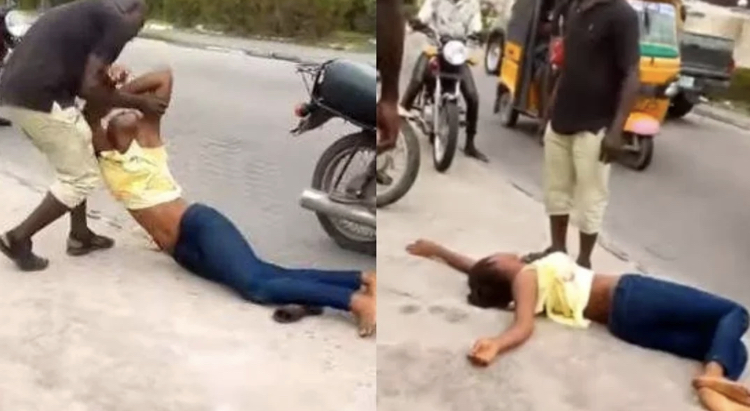 Female student faints trice after hear her lecturer die of HIV
