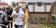 University of Jos student 'Jango' graduated after studies 5 years course for 13 years (See his story)