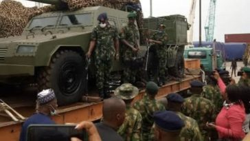 Operation Golden Dawn: Don't panic during movement of troops, equipment - Nigeria Army