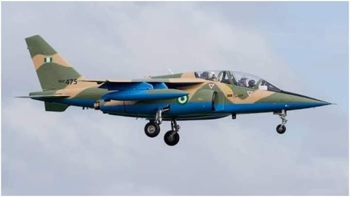 Nigeria Air Force still searching for missing Alpha Jet, after six months